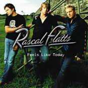 Letra Rascal Flatts - Bless the Broken Road