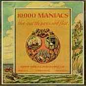 10000 Maniacs - Earth Pressed Flat