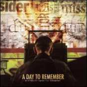 Letra A Day To Remember - If Looks Could Kill