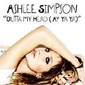 Ashlee Simpson - Outta My Head (Ay Ya Ya) (single)