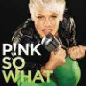 Letra Pink - So What