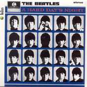 Letra The Beatles - A Hard Day's Night