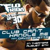 Letra Flo Rida - Club Can't Handle Me (feat. David Guetta)
