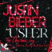 Letra Justin Bieber - The Christmas Song (Chestnuts Roasting On An Open Fire) (feat. Usher) lyrics