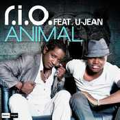 Letra R.I.O. - Animal feat. U-Jean