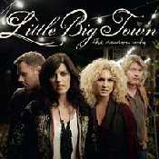 Letra Little Big Town - Kiss Goodbye
