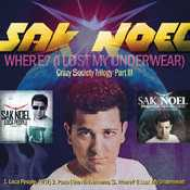 Letra Sak Noel - Where? (I Lost My Underwear)