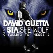 Letra David Guetta - She Wolf (Falling to Pieces) feat. Sia