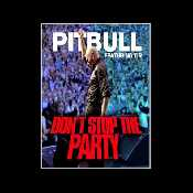 Letra Pitbull - Don't Stop The Party ft. TJR