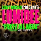 Letra Lumidee - Party All Week