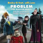 Letra Becky G - Problem feat. will.i.am