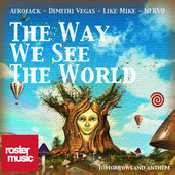 Letra Afrojack - The Way We See the World