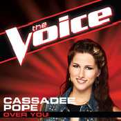 Letra Cassadee Pope - Over You (The Voice Performance)
