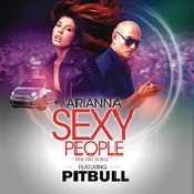 Letra Arianna - Sexy People (The Fiat Song) feat. Pitbull