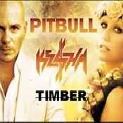 Letra Pitbull - Timber feat Kesha