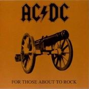 Letra AC-DC - For Those About To Rock (we salute you)