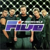 Letra Five - Invincible