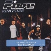 Letra Five - Let's Dance (Radio Edit)