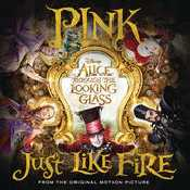 Letra Pink - Just Like Fire