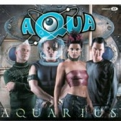 Letra Aqua - Cartoon Heroes