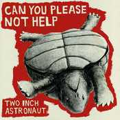 Letra Two Inch Astronaut - Kenk