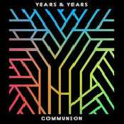 Letra Years And Years - Border