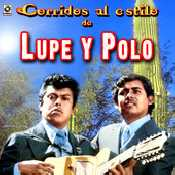 Letra Lupe y Polo -
