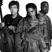 Letra Rihanna - FourFiveSeconds feat Kanye West y Paul McCartney