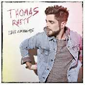 Letra Thomas Rhett - Kiss Me Like a Stranger