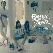 Letra Family of the Year - Living On Love