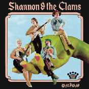 Letra Shannon and the Clams -