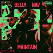 Letra Belly - Maintain Feat NAV
