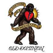 Letra Old Dominion - No Such Thing As A Broken Heart