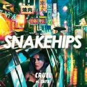 Letra Snakehips - Don't Leave feat MO