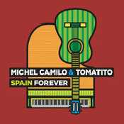 Letra Michel Camilo & Tomatito - Our Spanish Love Song