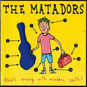 Letra The Matadors - Backseat Sally