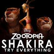 Letra Shakira - Try Everything